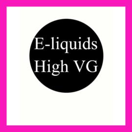 E-liquids High VG