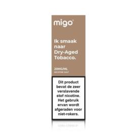 Migo Dry Aged Tobacco (nic salt)