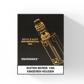 Wismec Reuleaux RX Gen3 Dual + Gnome King Clearomizer - 230W Startset