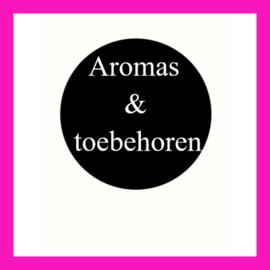 Aroma's en toebehoren