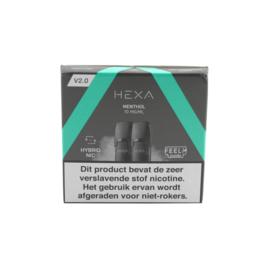 Hexa Pods 2.0 Menthol