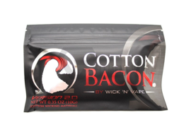 Cotton bacon version 2.0 wickmateriaal