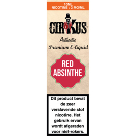 Cirkus Red absinthe
