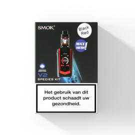 Smok Species + TFV Mini V2 230Watt zwart rood