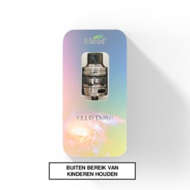 Eleaf Ello Duro Clearomizer - 2ml Zilver