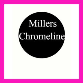 E-liquids Millers chromeline