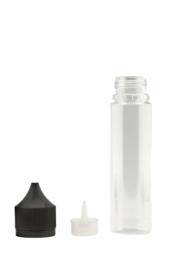 60ml fles met afschroefbare tip.