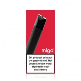 Migo set zwart
