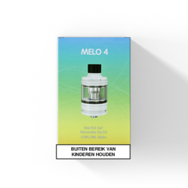 Eleaf Melo 4 tank 2ml zwart