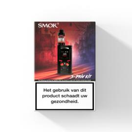 SMOK S-Priv + Big Baby Light Clearomizer - 230W Startset