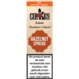 Cirkus Hazelnut spread
