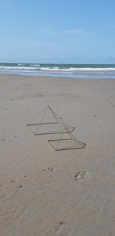 Grote open Piramide