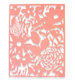 Sizzix Country Rose