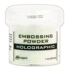 Holographic embossingpoeder
