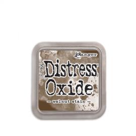 Oxide:  Walnut Stain