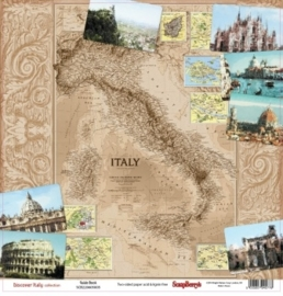 Discover Italy: Guide Book