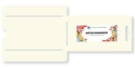 Dutch Doobadoo: Envelope Stencil rechthoek
