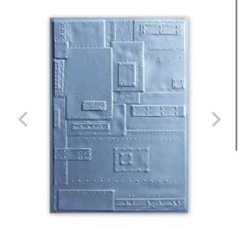 3D embossing folder Foundry