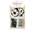 "Bo Bunny stempel ""Stained Textures"""