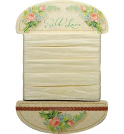 Silk lace