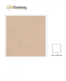 "Kraft cardstock ""Light"""