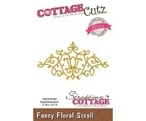 Scrapping Cottage: Fancy Floral Scrol