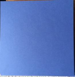 Joy Cardstock: donker blauw