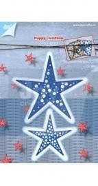 Joy Crafts: Happy Christmas sterren