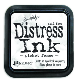 Picket Fence (groot inktpad)