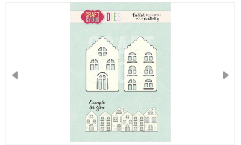 Crafts & you: huisjes