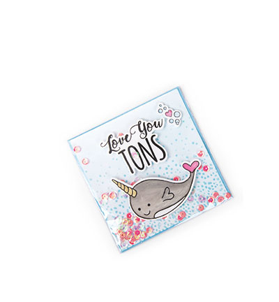 Sizzix: Love you tons