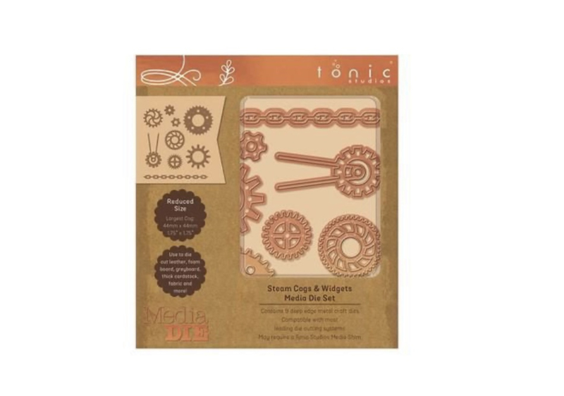 Tonic studio: steam cogs