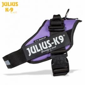 JULIUS k9 power-harnas / tuig voor labels Paars