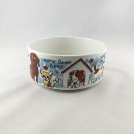 Blond Amsterdam | Honden voerbak - 15,5 cm
