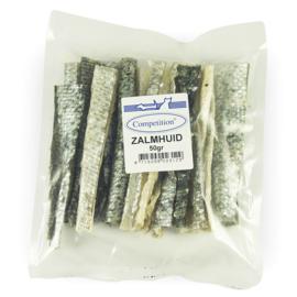Zalmhuid 50gr