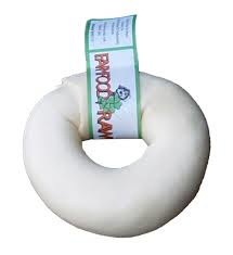 farm food rawhide Donut Small