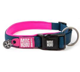 Max & Molly | Hondenhalsband - Matrix Pink - M