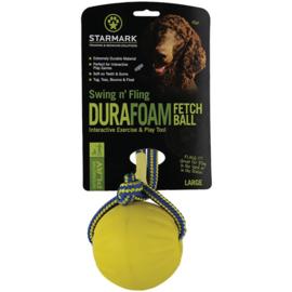 STARMARK | Swing n' Fling Durafoam Fetch Ball - Large