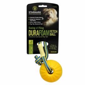 STARKMARK | Swing n' Fling Durafoam Fetch Ball - Medium
