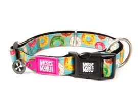 Max & Molly | Hondenhalsband - Donuts - M