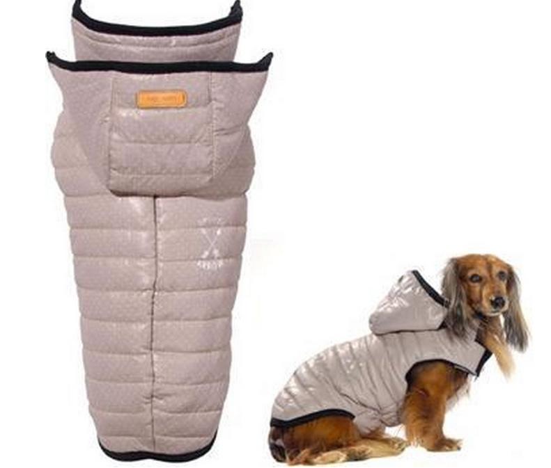 Hondenjasje - Beige - 25XS