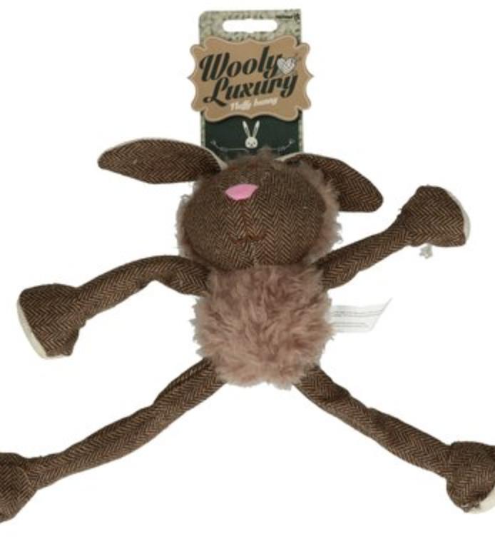 Wooly Luxury | Fluffy Bunny