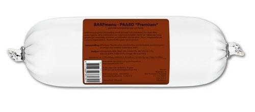 BARFMENU paard premium 1000 GR