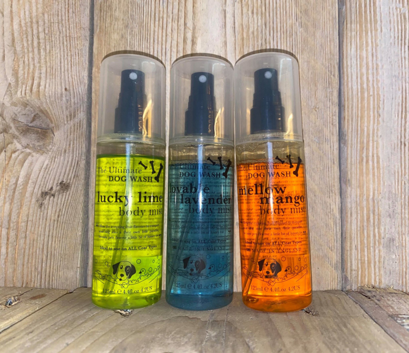 The Ultimate Dog Wash | Body Mist