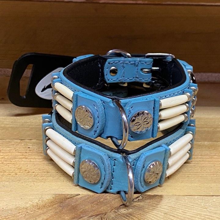 Doxtasy Real Leather blauw