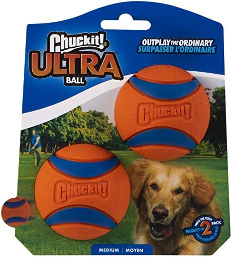 Chuckit!   Ultra Ball - 2 pack