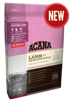 Acana Lamb & Okanagan Apple 2 kilo