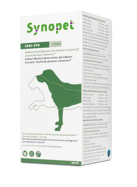 Synopet   Hond Cani-Syn 200 ml