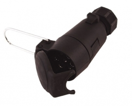 Contrastekker 7-polig
