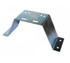 Reservewielsteun metaal